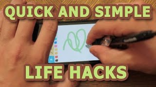 Lifehacks - 10 summer life hacks to try right now
