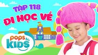 [New] Mầm Chồi Lá Tập 118 - Đi Học Về | Nhạc thiếu nhi hay cho bé | Vietnamese Kids Song