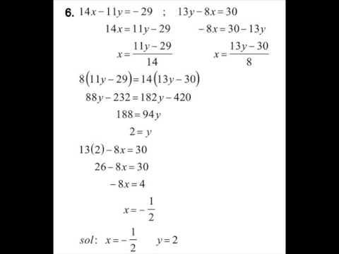 Solucion al ejercicio 176 6 del algebra de Baldor