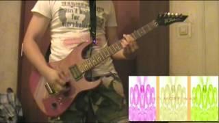 Guitar Cover - Maria†Holic [Hanaji] Opening by Boroda-kun