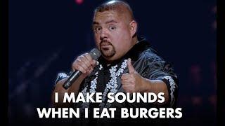 Throwback Thursday: I Make Sounds When I Eat Burgers | Gabriel Iglesias