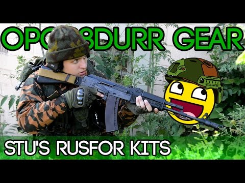 Amped Opor8durr - Stu's Rusfor Kits