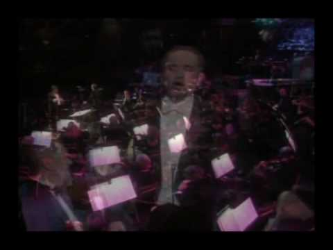 """José Carreras Sings - With a Song In My heart - """"A tribute To Mario Lanza"""" Part 1"""