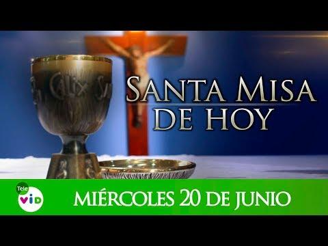 Xxx Mp4 Santa Misa De Hoy Miércoles 20 De Junio De 2018 Padre Luis Enrique Orozco Tele VID 3gp Sex