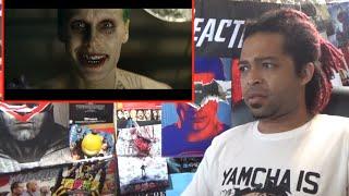 Suicide Squad Trailer Reaction!