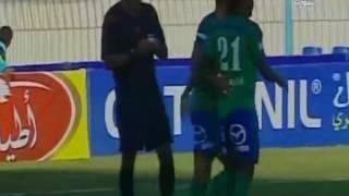 اهداف مباراة ( النصر للتعدين 0-4 مصر المقاصة ) الدورى المصري