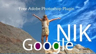 How to Download and Install Google Nik Collection Adobe Photoshop Plugins