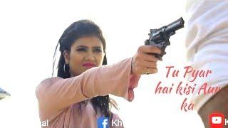 Tu Pyar Hai Kisi Aur Ka | Female version & Cover by Khwahish Gal | Dil Hai Ke Manta Nahin