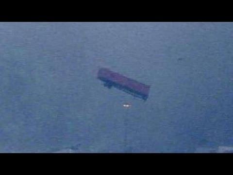 Dallas Tornado Video Shows Massive Twisters