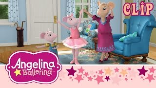 Angelina Ballerina - Grandma Mouseling's Special Delivery