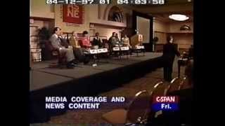 American Society of Newspaper Editors 1997 debate on The Future of Media Part 1