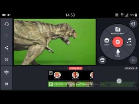 Xxx Mp4 Video Editor Cara Menghilangkan GreenScreen Di Android KINEMASTER MOD Chroma Key 3gp Sex