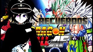 Recuerdos #1 Dragon Ball AF - [Loquendo]