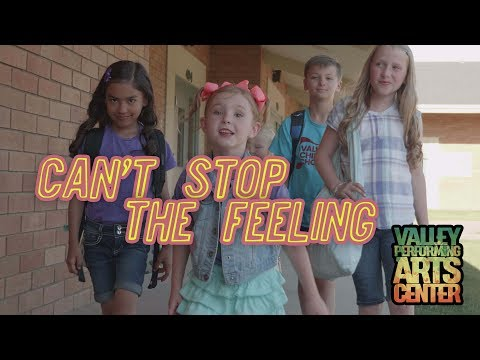 Can t Stop the Feeling Justin Timberlake TROLLS Cover by Valley Children s Choir