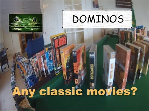 Xxx Mp4 300 Video Movie Dominos Falling VHS Tapes Dominoes 3gp Sex