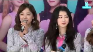 Biểi cảm của Sejeong khi bị fan Việt gọi là