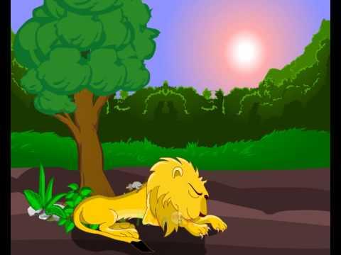Singatthai Kaapaatriya Eli Tamil Animated Story
