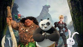 Jumanji: Welcome to the Jungle (Trailer Mashup)
