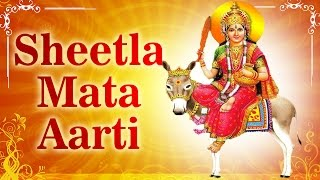 Om Jai Sheetala Mata - Aarti Sheetala Mata Ki - Hindi Devotional Songs
