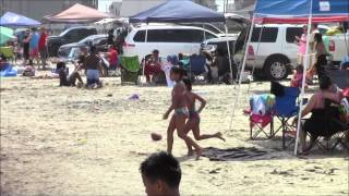 Jamaica Beach Memorial Weekend 2014