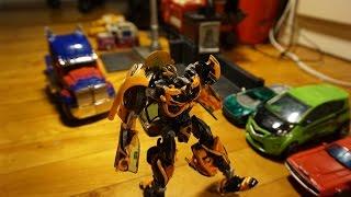 An Autobot