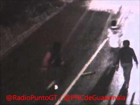Sicarios matan a madre e hijo en Canalitos zona 24 Guatemala.