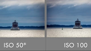Extended ISOs: Why you SHOULD use ISO 50!
