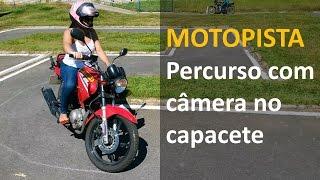 MOTOPISTA MG - AULA DE MOTO COM A FABIANA