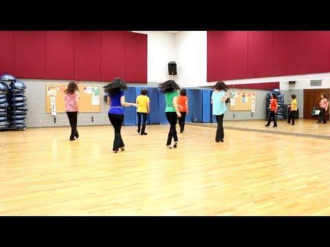 Beyond Beautiful - Line Dance (Dance & Teach in English & 中文)