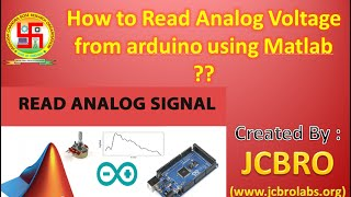 How to read analog signal from arduino using Matlab?