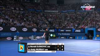 Novak Djokovic vs. Andy Murray | Australian Open 2015 Final | Full Match | Full HD