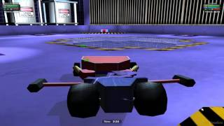 Robot Arena: Design & Destroy, 2003, Infogrames