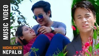 Rato Tika | New Nepali Dashain Tihar Song 2017/2074 | Kapil Magar, Tara Kauchha, Shanti Pariyar