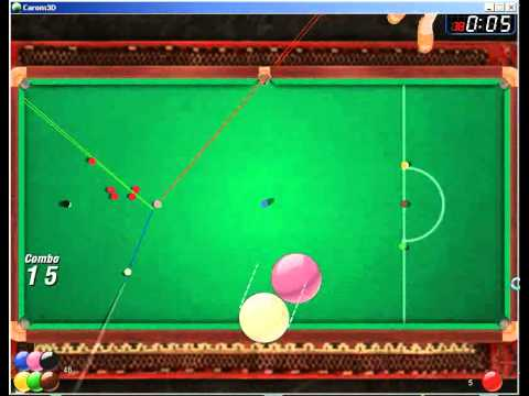 Carom3d cheat carom Hack v0.1 Normal Snooker aiming lines cheating Program