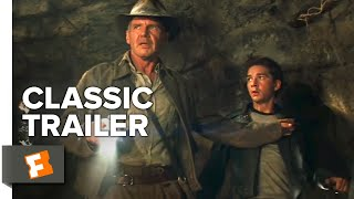 Indiana Jones and the Kingdom of the Crystal Skull (2008) Trailer #1 | Movieclips Classic Trailers