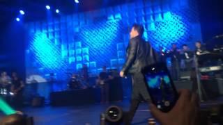 حرکات دیدنی کامران در کنسرت لاس وگاس kamran & Hooman Concert Las Vegas 2015