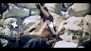 Zav Feat Afro Madjahas - Makinela (Official Music Video HD)