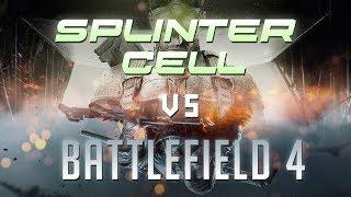 Battlefield 4 Vs Splinter Cell - GAME MASH