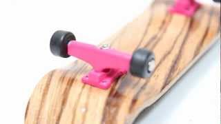 How to put a fingerboard together