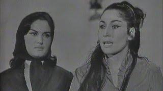 مسرحيات زمان: بيت برنارد ألبا | أمينة رزق - سهير البابلي