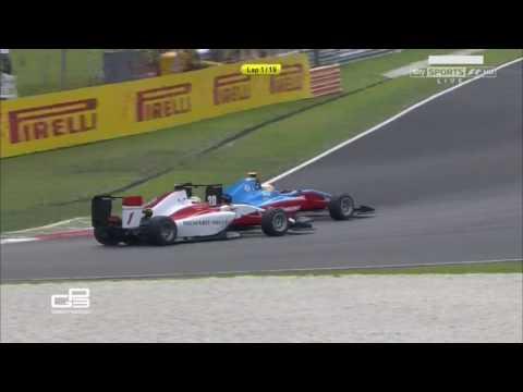 Xxx Mp4 GP3 Series 2016 Race 1 Sepang International Circuit Crashes On The First Lap 3gp Sex