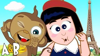 Mischievous Mango | Funny Cartoons for Children | The Adventures of Annie and Ben!