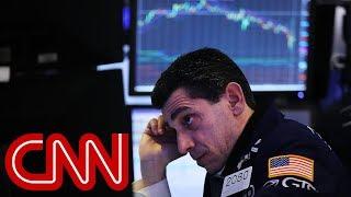 Stock market plunges, but it