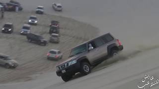 تطعيس العديد 21/11/2014 - Sand Dune Bashing in Qatar