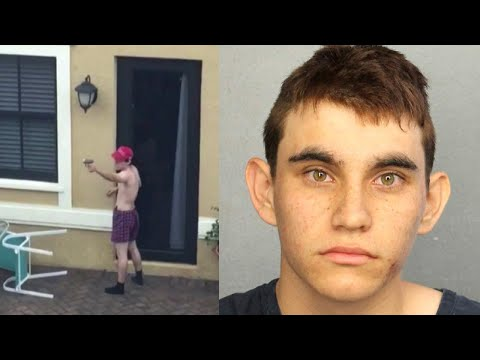 Xxx Mp4 Shocking Video Shows Nikolas Cruz Firing BB Gun Months Before School Shooting 3gp Sex