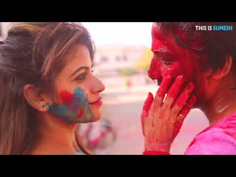 Xxx Mp4 Holi Video Holi Love Story Hamari Adhuri Kahani Latest Romantic Prank Video 2018 3gp Sex