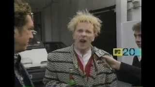 JOHNNY ROTTEN VS. MTV