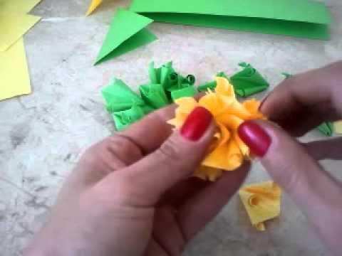 Jak wykonać ozdobną różę z kręciołów