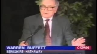 Credit Cards ~ Warren Buffett