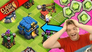 ***OMG WE GOT TH12!!!*** ▶️ Clash of Clans ◀️ SPENDING $$$ ON MY FAVORITE NEW STUFF